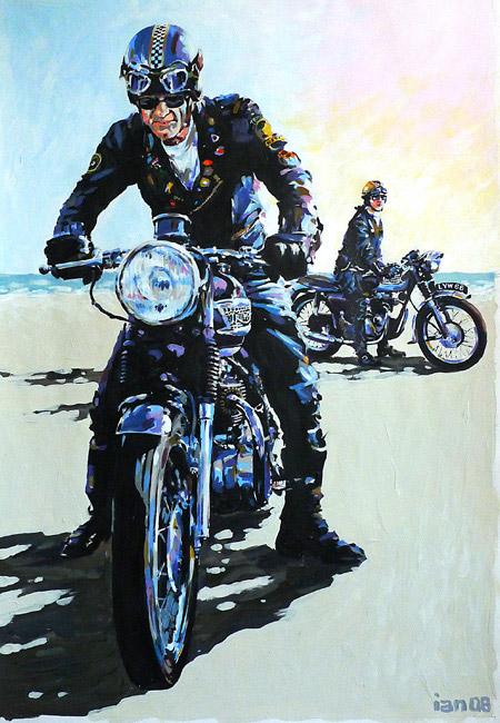 Vintage Motorland Moto Vintage E Arte